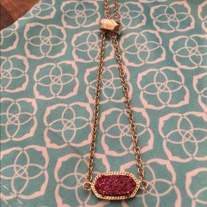 KS Elaina bracelet in pink drusy